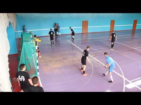 20minut.ua United - ZoomSupport (первый тайм)