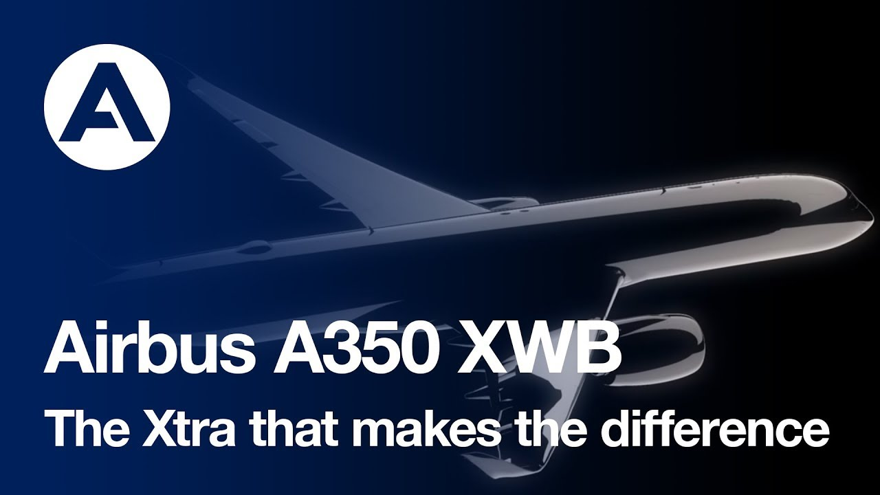 Download The Xtra that makes the difference for the A350 XWB