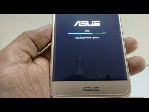 How to Update Android N 7 0 Nougat to Asus Zenfones Mobile (Official)