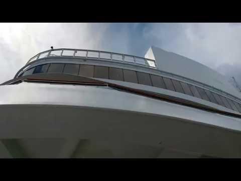 Norwegian Getaway Haven Aft-Facing Penthouse Suite 9316