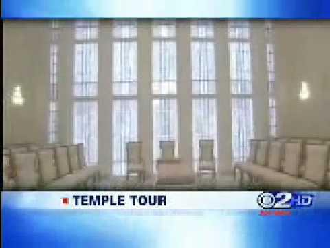 A Sneak Peak Inside Draper LDS Temple