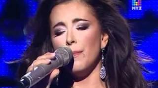 Ани Лорак - Я стану морем (Концерт на МузТВ)