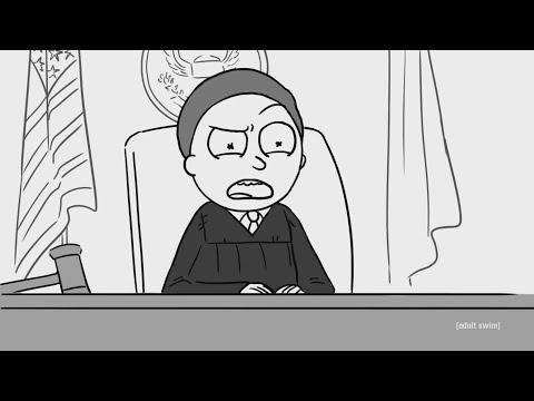 Rick & Morty: State of Georgia Vs. Denver Fenton Allen (Uncensored Edit)