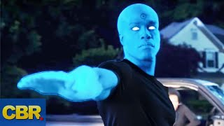 Doctor Manhattan Is The Most OP Superhero