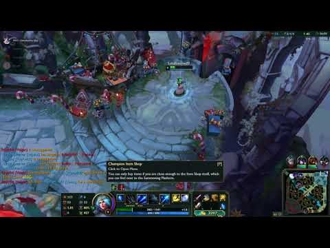 League of Legends: Rotating Gamemode: ARURF: Episode 22: Comparing Height