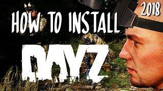 How To Install ArmA 3 DayZ