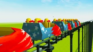 this-roller-coaster-is-longer-than-planet-earth-rollercoaster-tycoon-3