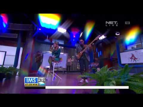 Penampilan Terry menyanyikan lagu Butiran Debu - IMS