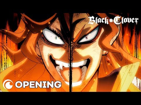 Black Clover Opening 9 | RiGHT NOW By EMPiRE
