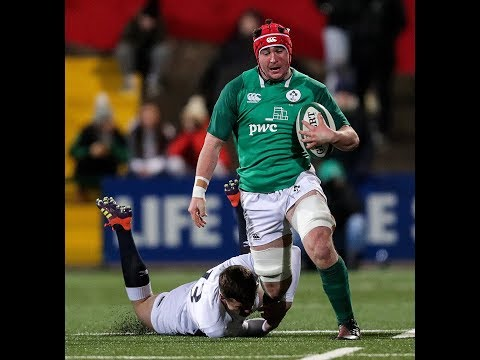 Irish Rugby TV: Ireland U20 v England U20 Highlights
