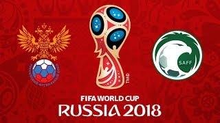 FIFA 18 WMOrakel : Russland vs. Saudi-Arabien im Gameplay-Video