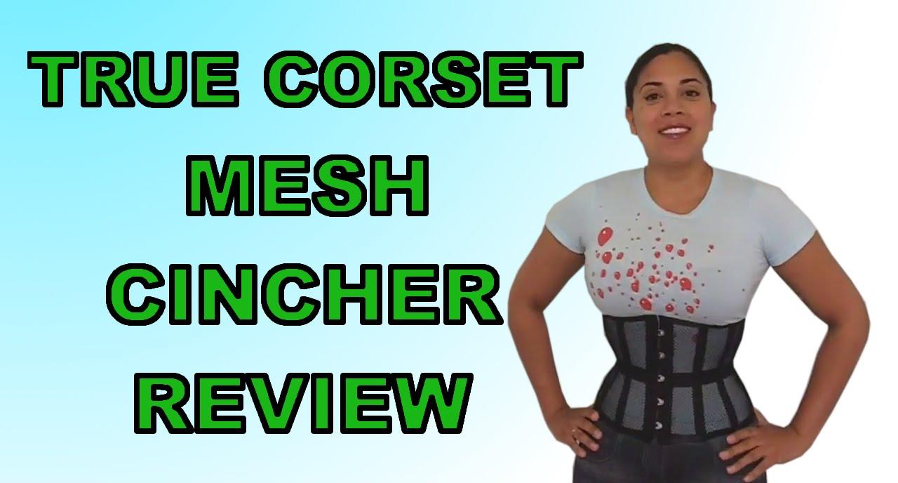 b0524bb13e True Corset Mesh Cincher Review