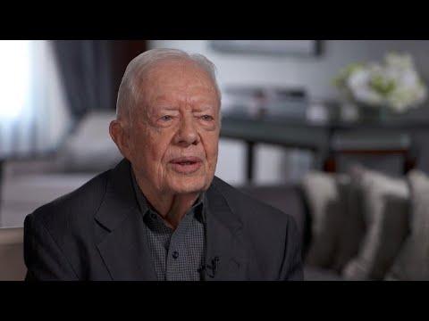 "Jimmy Carter talks ""Faith,"" North Korea diplomacy and Russia"