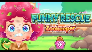 Funny Rescue Zookeeper Full Gameplay Walkthrough