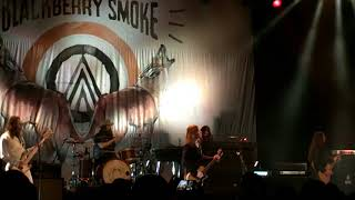 Blackberry Smoke LIVE 4/14/18 Charleston SC. Great Audio not so great video