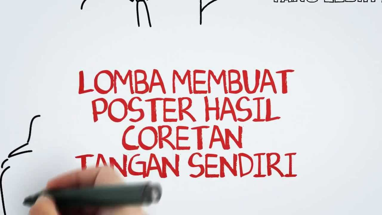 POSTER COMPETITION LOMBA POSTER SGTS 7 2013 YouTube