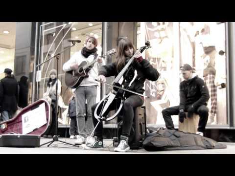 Welcome To The Machine (Pink Floyd cover) - Brian Mackey, Cillain Tobin, Tara McKenna