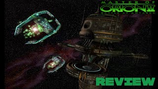 Master of Orion II : Battle at Antares Review