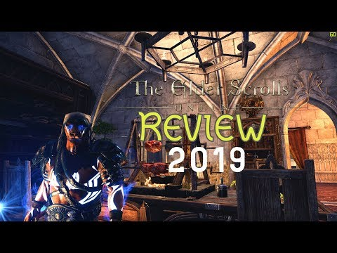 The elder scrolls online - an 2019 review update - Is eso worth playing?
