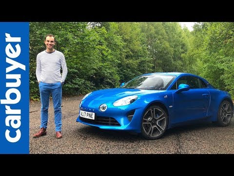 New 2018 Alpine A110 in-depth review – Carbuyer – James Batchelor