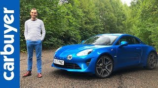 Alpine A110 2019 in-depth review - Carbuyer