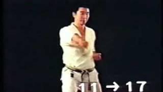 Heian Sandan JKA Osaka Sensei
