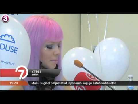 Kerli - TV3 Interview