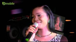 bmobile eye slam concert series 2014 featuring j angel interview performance