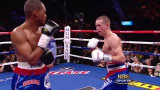 HBO Boxing  Celestino Caballero vs  Jason Litzau Highlights HBO