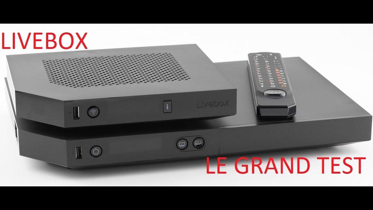 internet test de la livebox play version fibre d 39 orange youtube. Black Bedroom Furniture Sets. Home Design Ideas