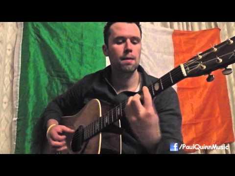 Irish National Anthem - Paul Quinn (Acoustic Guitar)