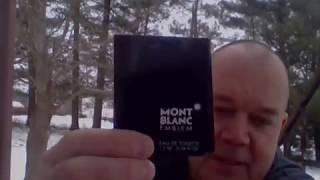 Mont Blanc Emblem Fragrance Review