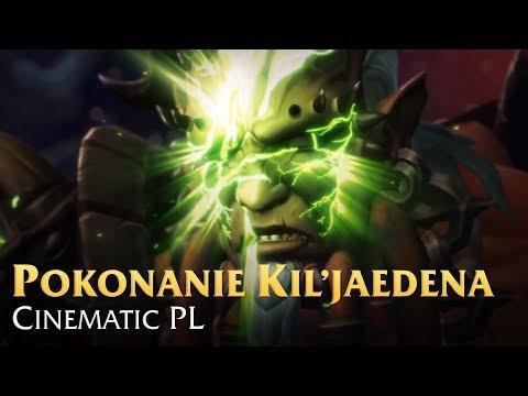 Pokonanie Kil'Jaedena - film - World of Warcraft: Legion - WoWCenter.pl