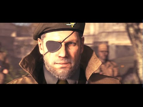 METAL GEAR SOLID Last Day in Outer Heaven『アウターヘブン最後の日』