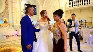 песня невесты родителям