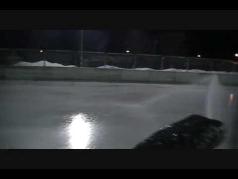 Comment faire patinoire ext rieure partie 8 for Patinoire exterieur