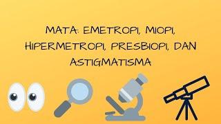 miopie hipermetropie astigmatism