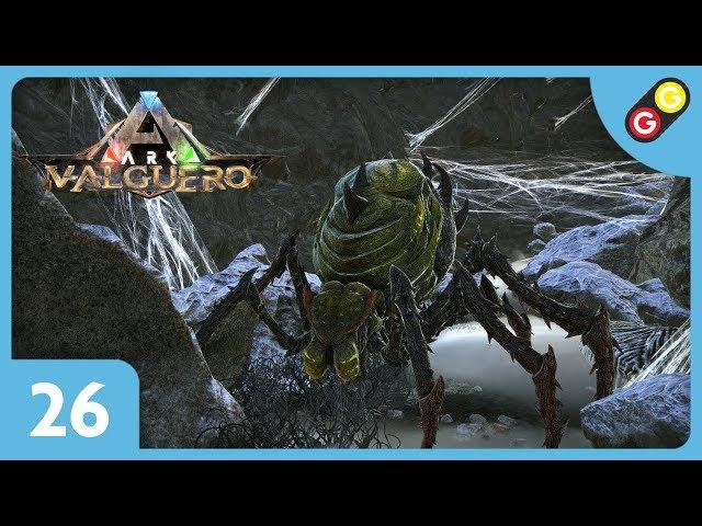 ARK : Survival Evolved - Valguero #26 On attaque la Broodmother ! [FR]