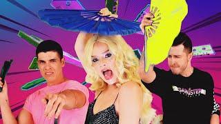 Смотреть клип Tommy Love, Breno Barreto Ft. Lorena Simpson - Bate Leque