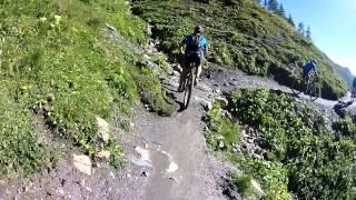 Tour Du Mont Blanc en VTT: Chamonix naar Champex-Lac 3