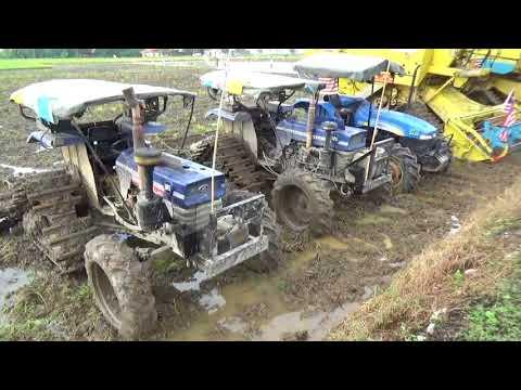 Mesin Padi Dan Tractor Track Di Pmtg 3 100917