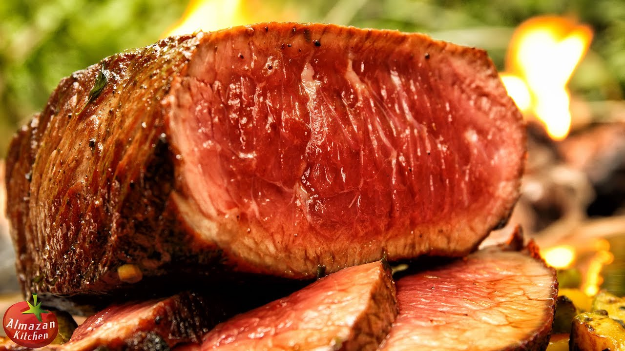 how to cook buffalo steak
