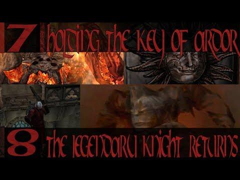"Devil May Cry (4K) S Ranking M7&8 -""Holding the Key of Ardor, The Legendary Knight Returns""+ Secrets thumbnail"