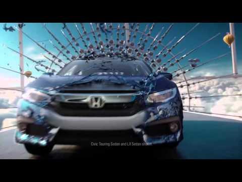 The 2016 Honda Civic