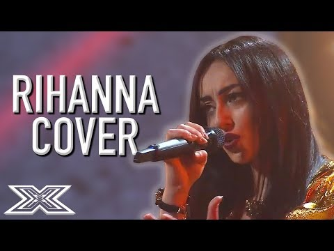 STUNNING Cover Of Rihanna's Russian Roulette On The X Factor Malta | X Factor Global