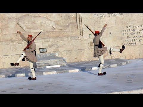 Греция. Афины (часть 2 из 2)