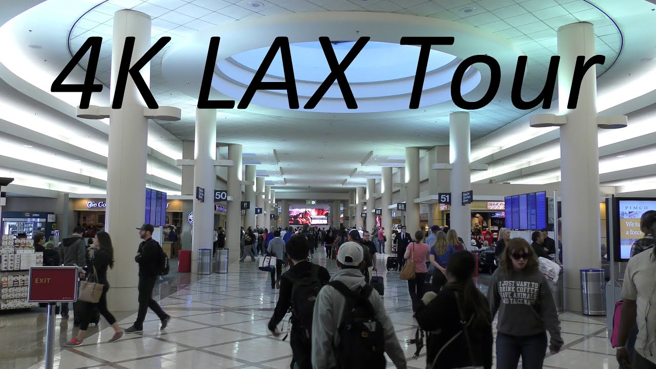 Lax Zip Code >> Los Angeles International Airport Lax California