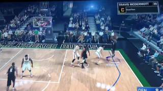 NBA MyCareer FT Macca