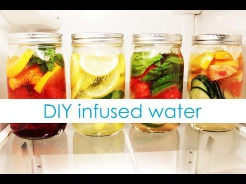 DIY Fruit Infused Water