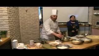 Omar Cooking Master Class: Pesto